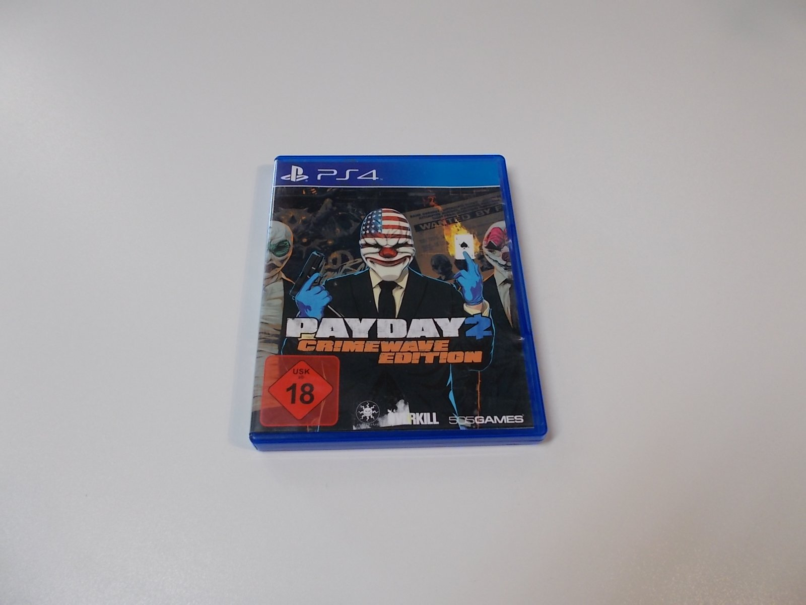 Payday 2 Crimewave Edition - GRA Ps4 - Opole 0542