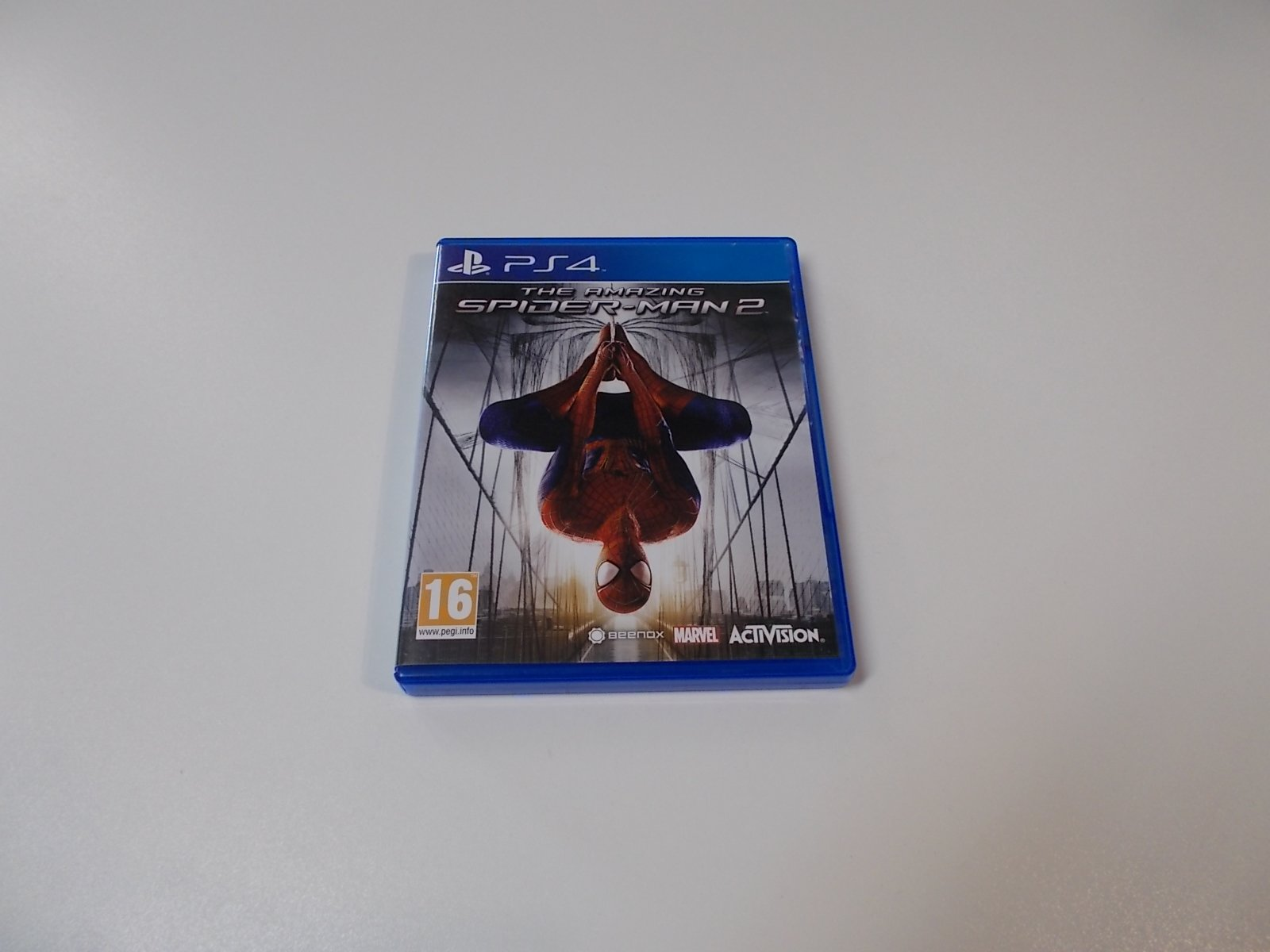 The Amazing Spider-Man 2 SpiderMan- GRA Ps4 - Opole 0548