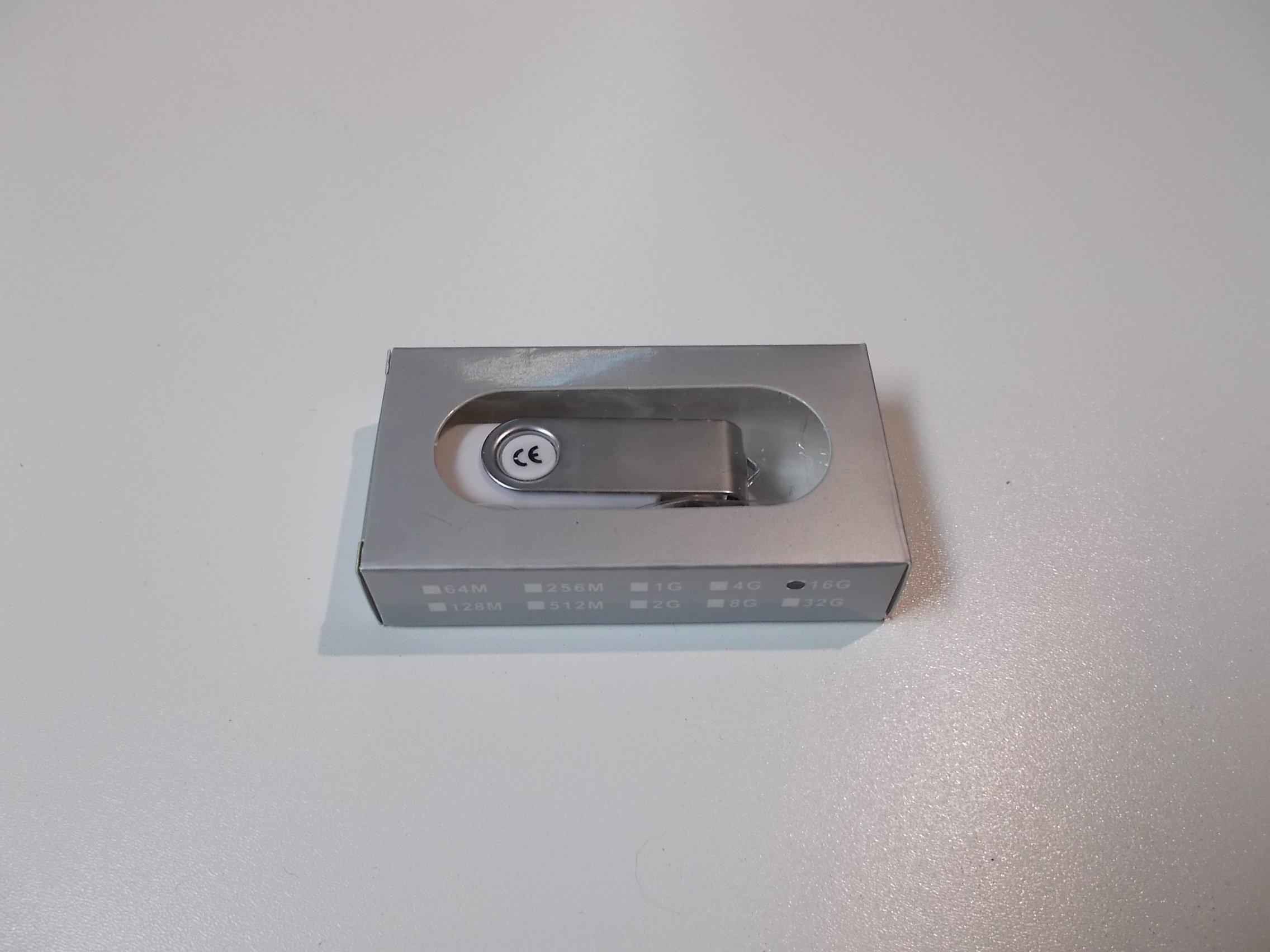 Pendrive Pamięć 16 GB - Sklep