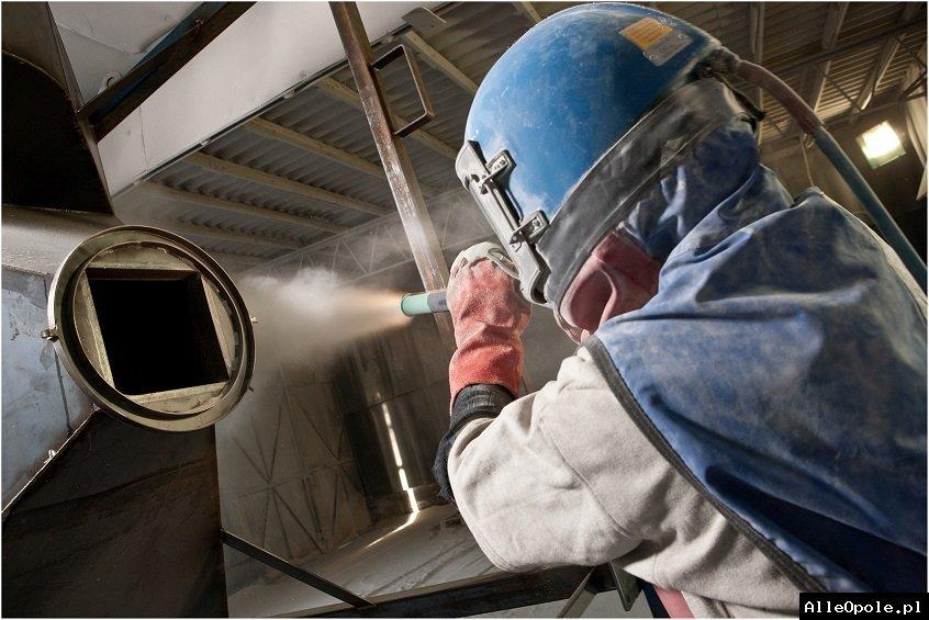 Piaskowanie, malowanie konstrukcji stalowych, zabezpieczenia antykorozyjne