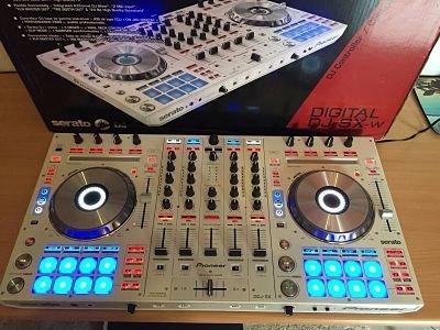 Pioneer DDJ-SX kontroler DJ jedyny koszt  430 Euro / Pioneer DDJ-RX kontroler DJ  jedyny koszt  700 Euro