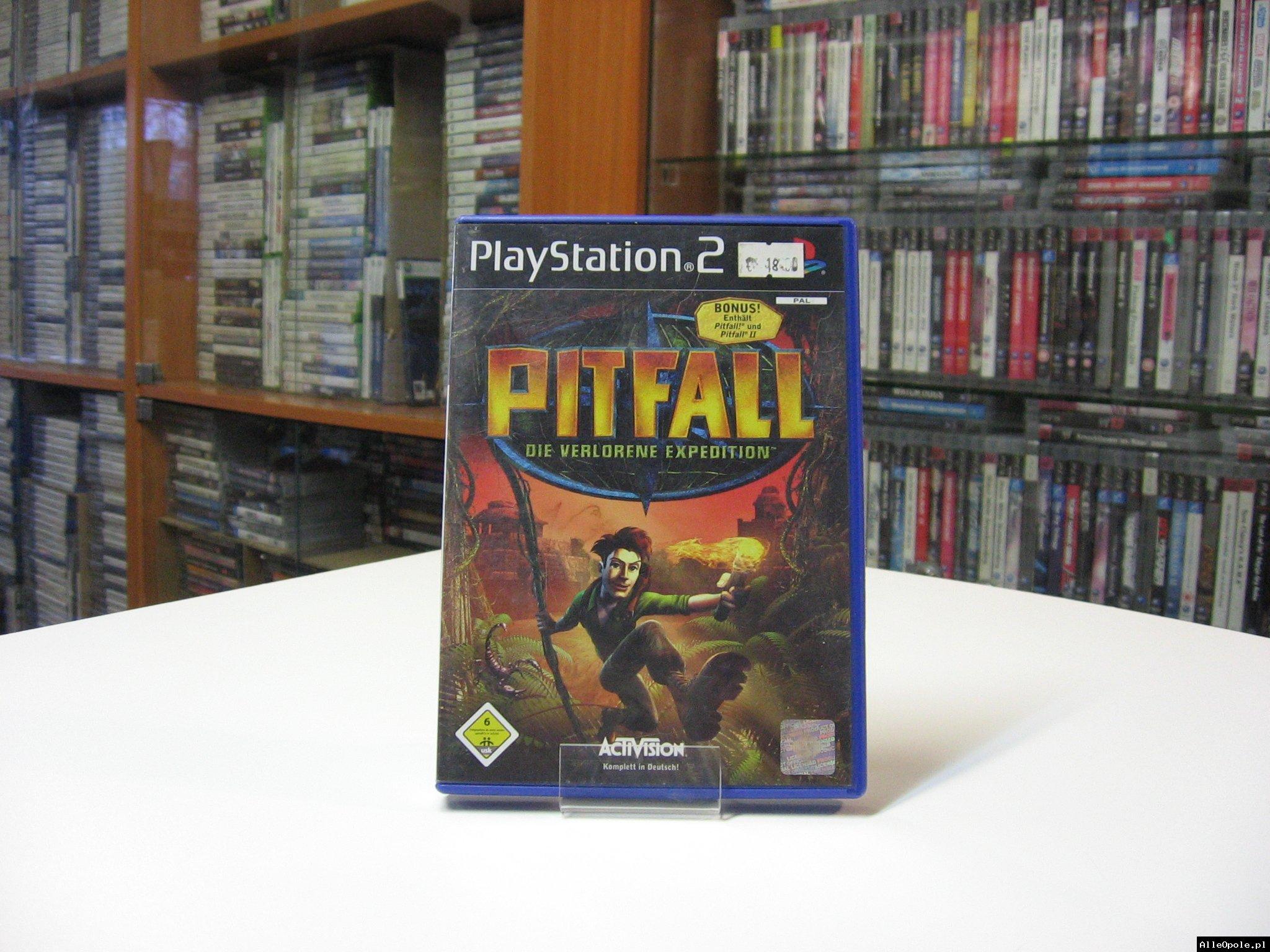 Pitfall - GRA Ps2 - Opole 0554