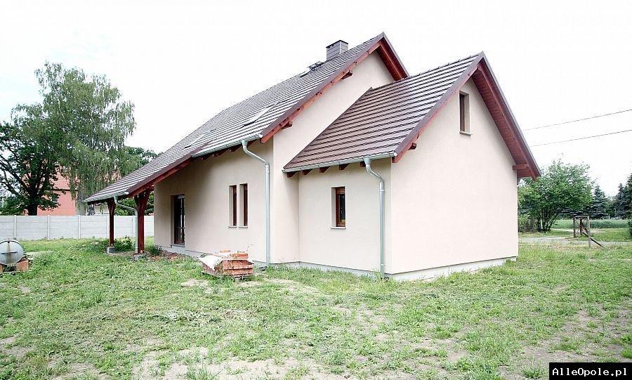Piękny dom z garażem 20km od Opola na nowym osiedlu we wsi Przecza