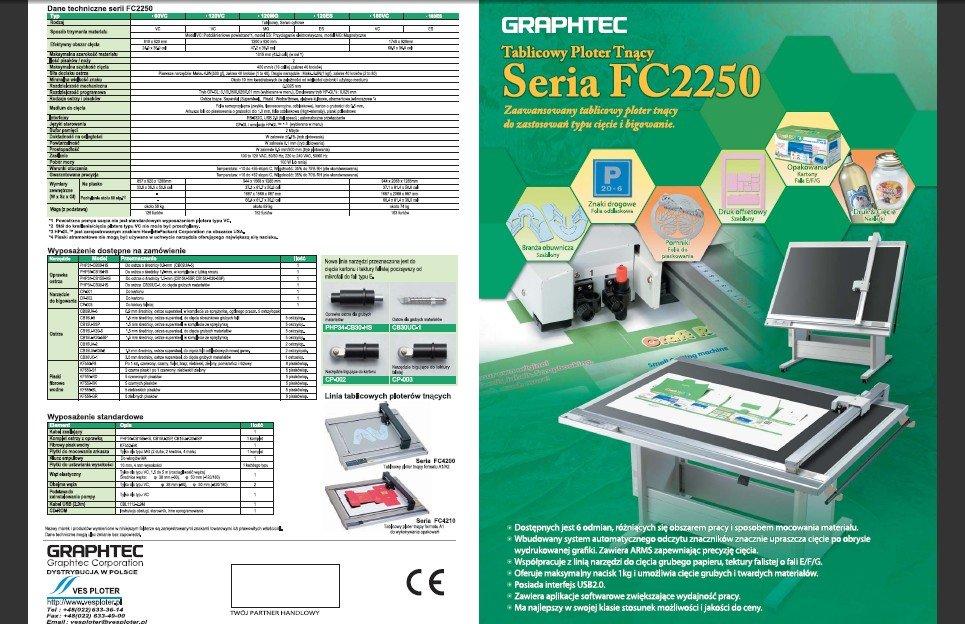 Plotery tnące, drukujące UV/solventowe, drukująco-tnące, sknery, rejestratory