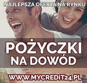 Pożyczka na dowód / Pożyczka nawet do 50 000zł