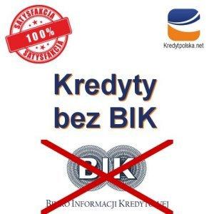 Pożyczki bez BIK, BIG, ERIF, KRD, kredyty pozabankowe do 50 tys zł bez zdolności