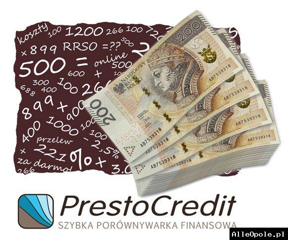 Pożyczki i kredyty do 200.000 zł – porównywarka online