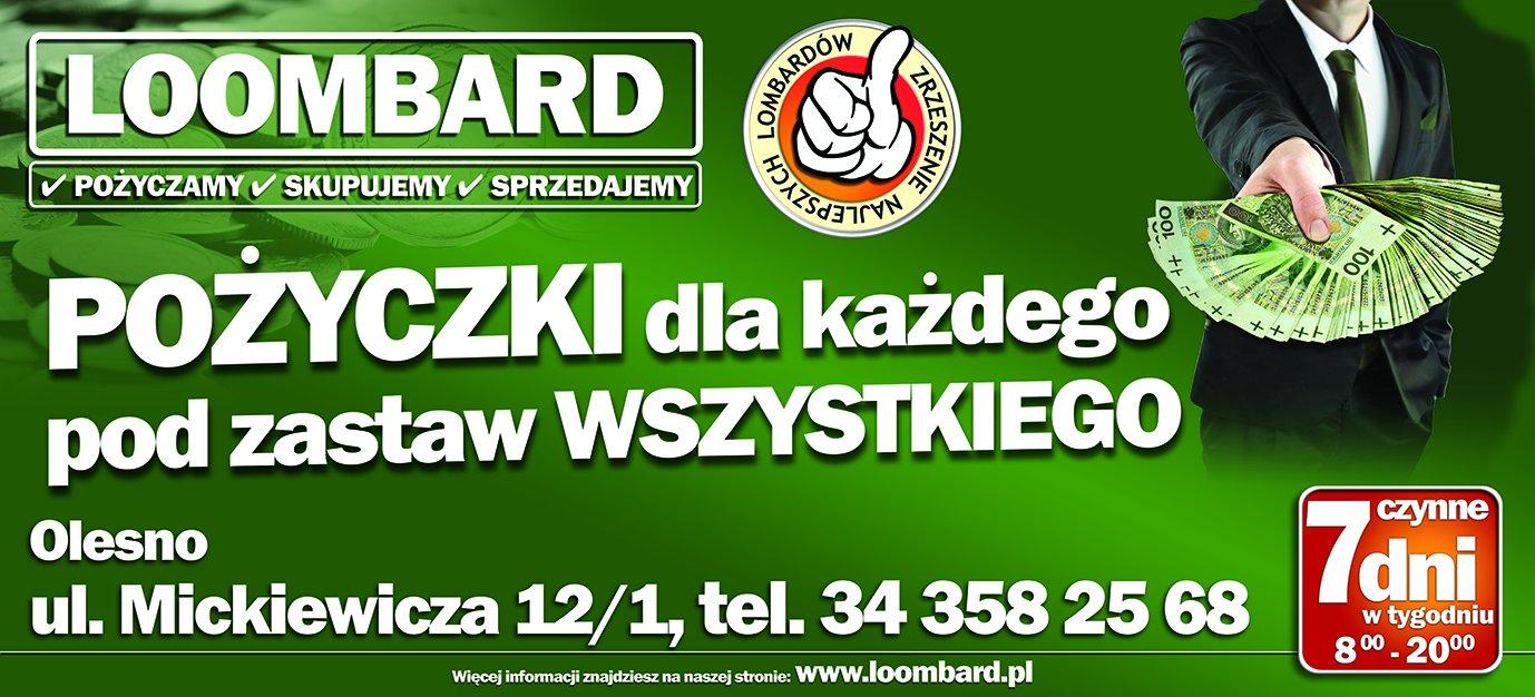 Pożyczki pod zastaw samochodów Mickiewicza 12/1 Olesno
