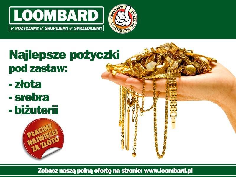 Pożyczki pod zastaw złota. Olesno ul. Mickiewicza 12/1