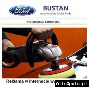 Polerowanie samochodu - Bustan - Nysa, opolskie, Opole