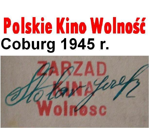 Polskie Kino Wolność - autentyczna historia Polaków w czasie 2 wojny światowej