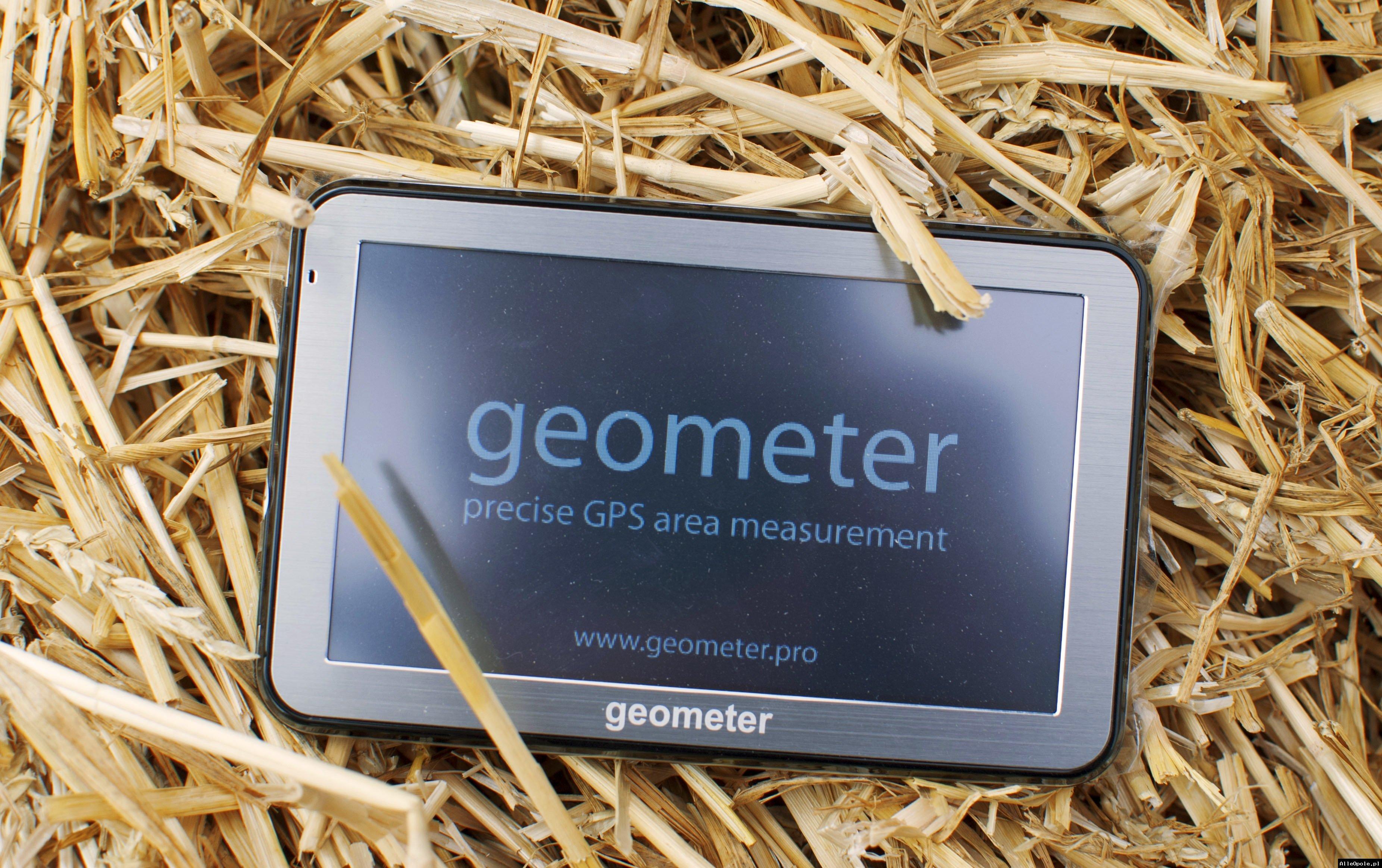 Pomiary powierzchni pól, upraw i gruntów z wykorzystaniem technologii GPS
