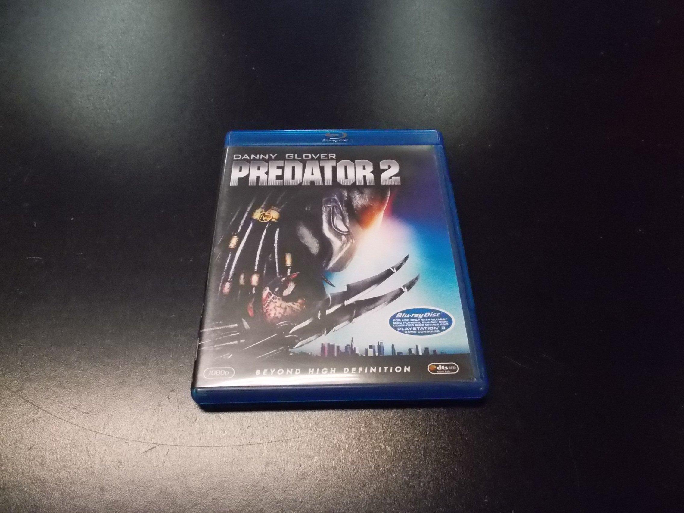 Predator 2 PL - Blu-ray - Sklep