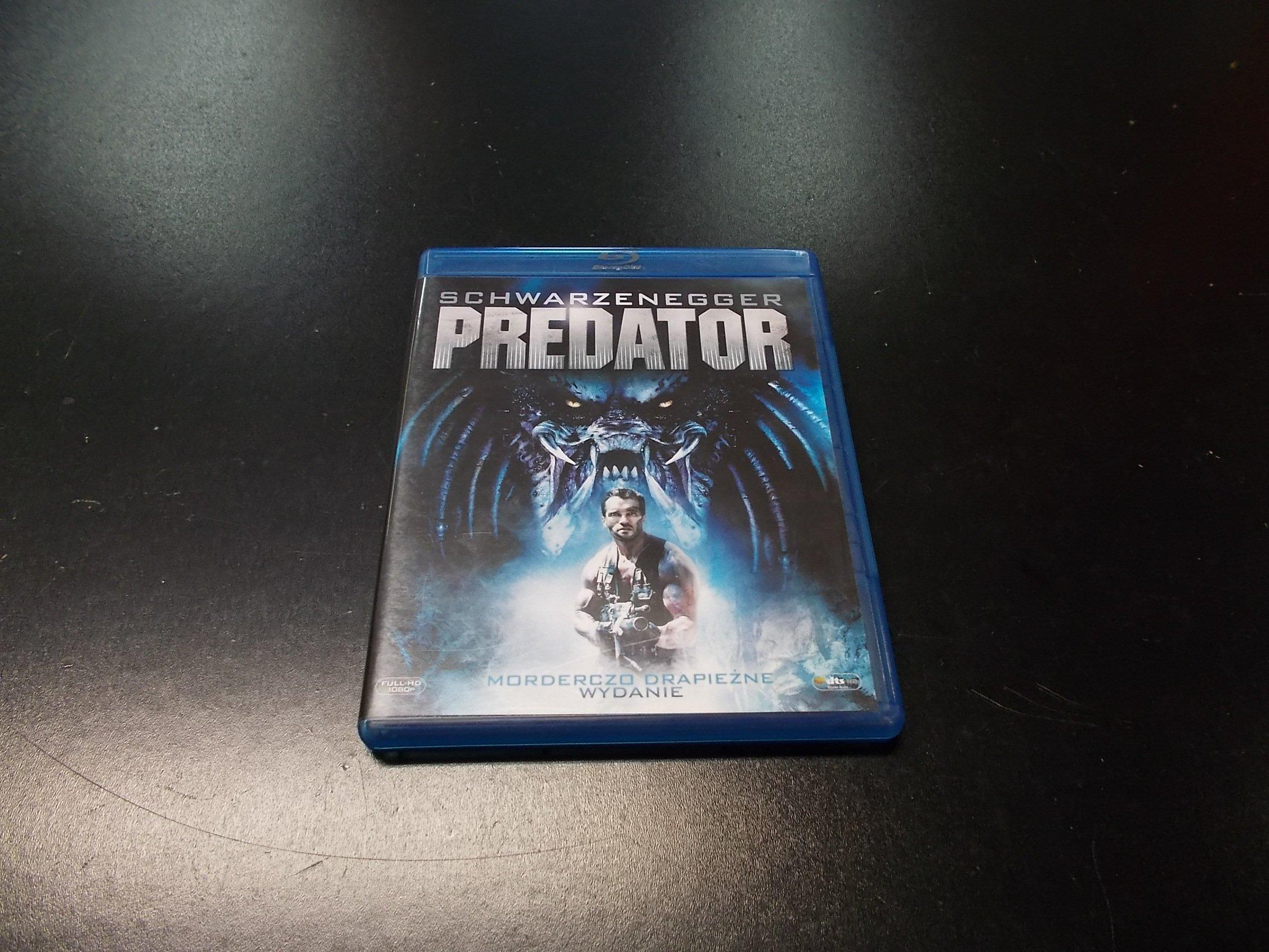 Predator PL - Blu-ray - Sklep