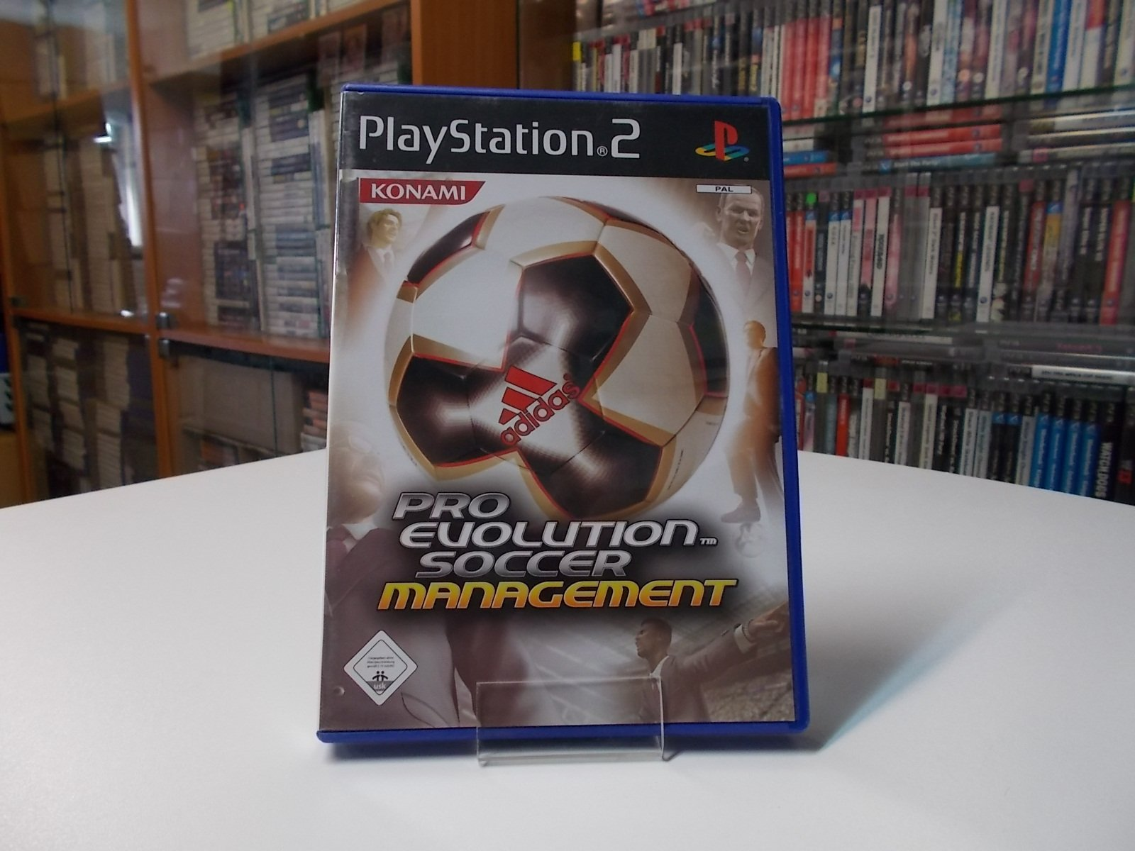 Pro Evolution Soccer Management - GRA Ps2 - Opole 0505