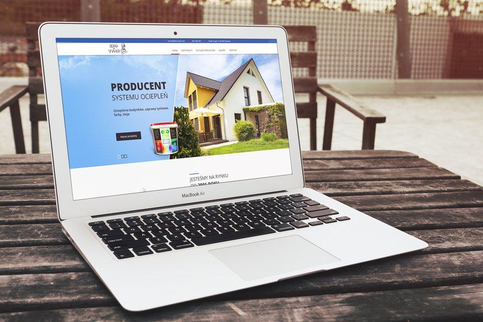 Profesjonalne strony i sklepy WWW