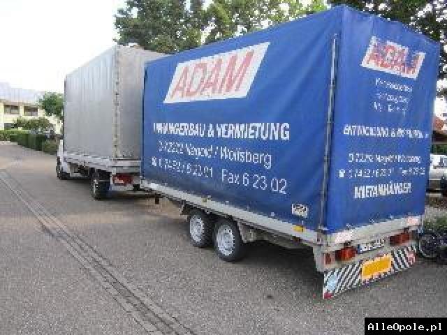 Przeprowdzki , transport towarowy Polska - Hlandia,Belgia,Niemcy,Francja
