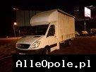 Przewóz towarów , przeprowadzki z Opola do Francji , Niemiec , Belgii , Austri , Holandi