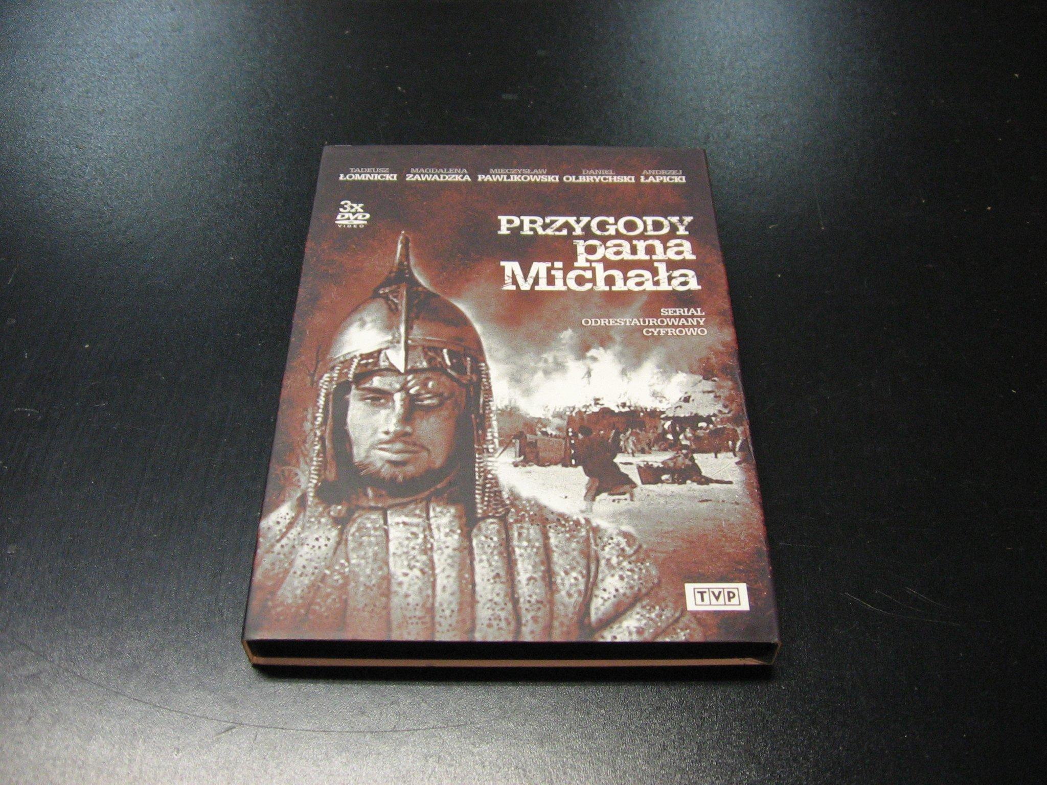 Przygody Pana Michała (3DVD) - Sklep
