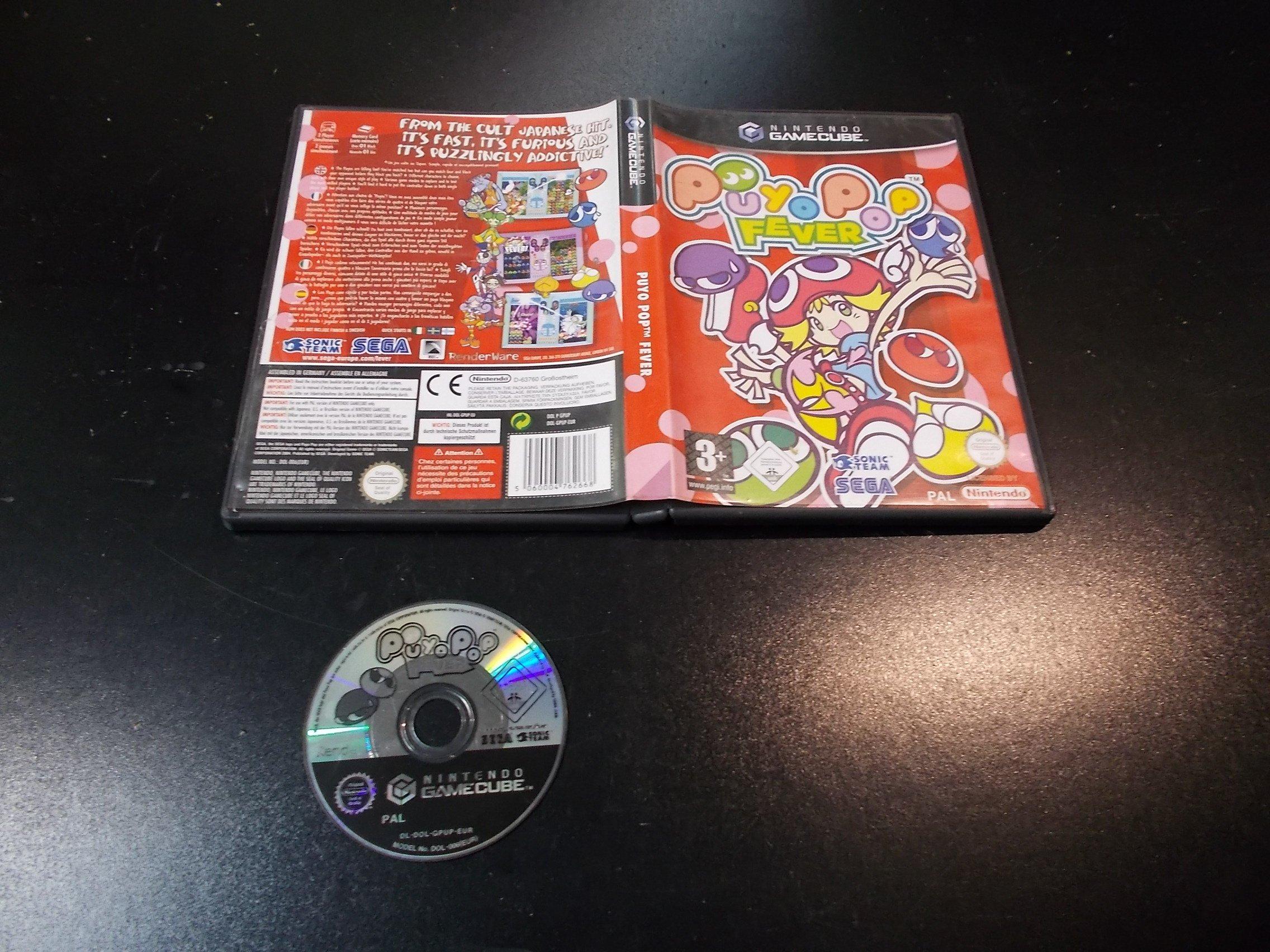Puyo Pop Fever - GRA Nintendo GameCube Sklep