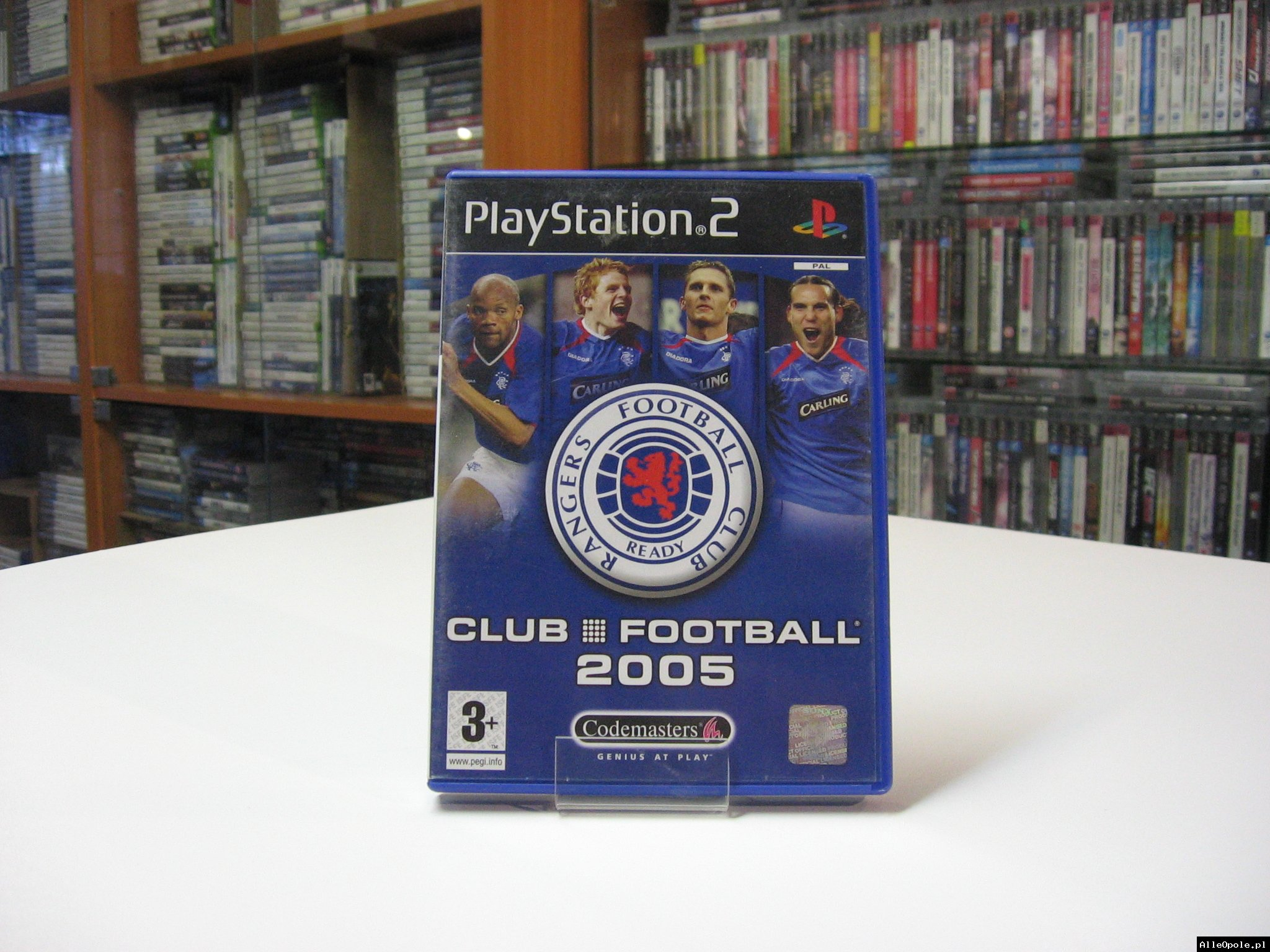 RANGERS CLUB FOOTBALL 2005 - GRA Ps2 - Opole 0587