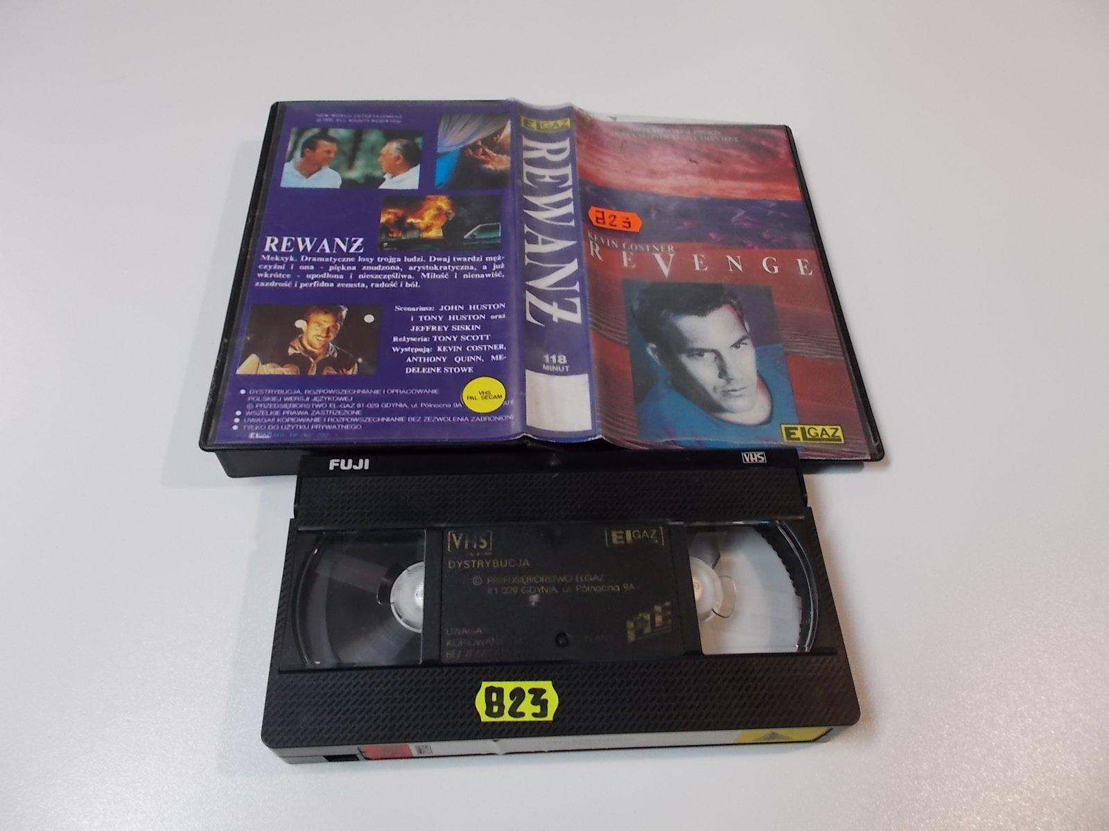 REWANŻ - VHS Kaseta Video - Opole 1650