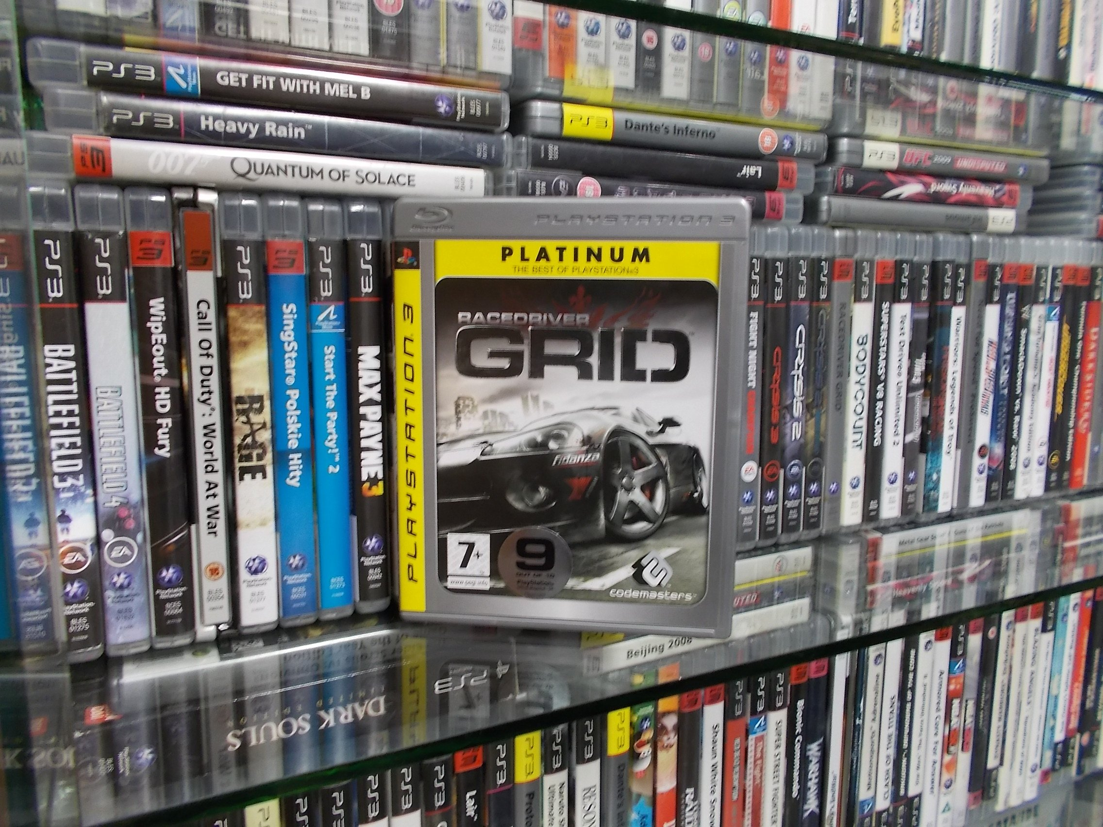 Racedriver GRID - GRA PS3 Sklep
