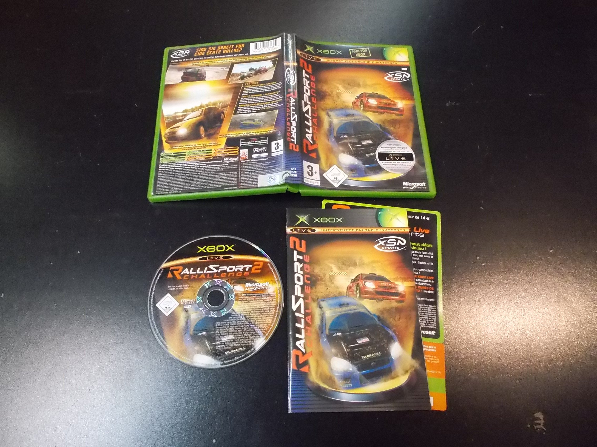 Ralli Sport Challenge 2 - GRA Xbox Sklep