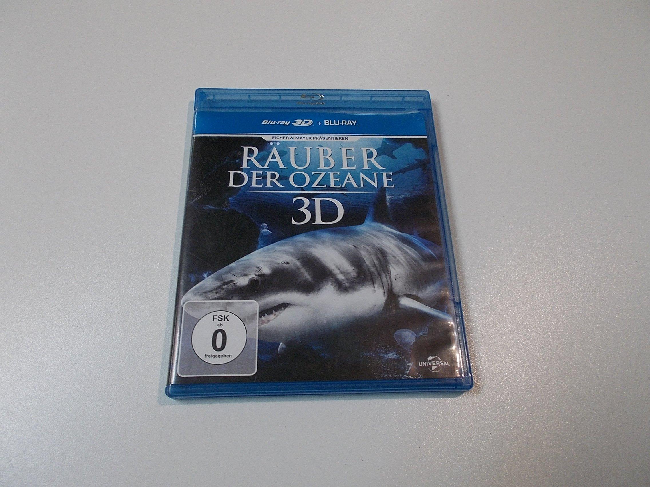 Rauber Der Ozeane  - Blu-ray 3D - Sklep