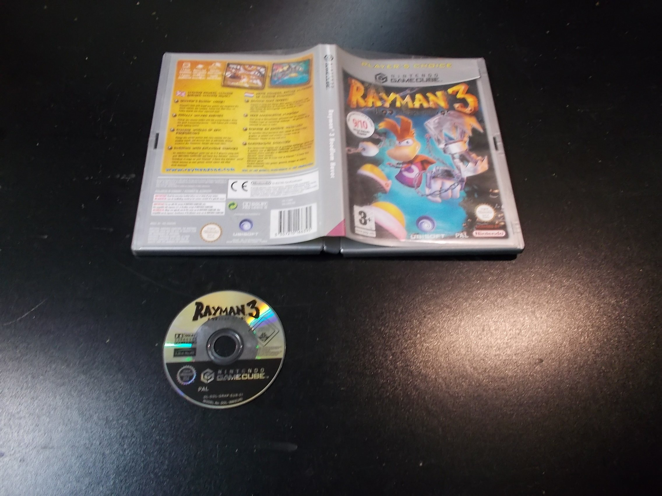 Rayman 3 Hoodlum Havoc - GRA Nintendo GameCube Sklep