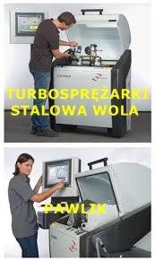 Regeneracja naprawa turbospreżarek-Opole Lubelskie