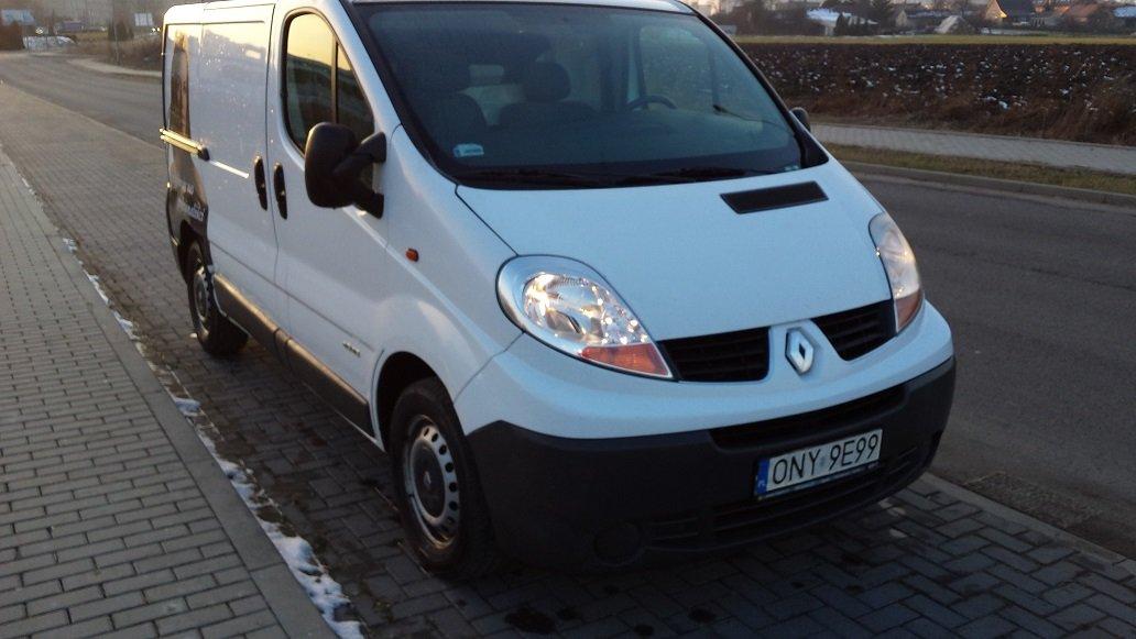 Renault Trafic 2.0 DCI Klima