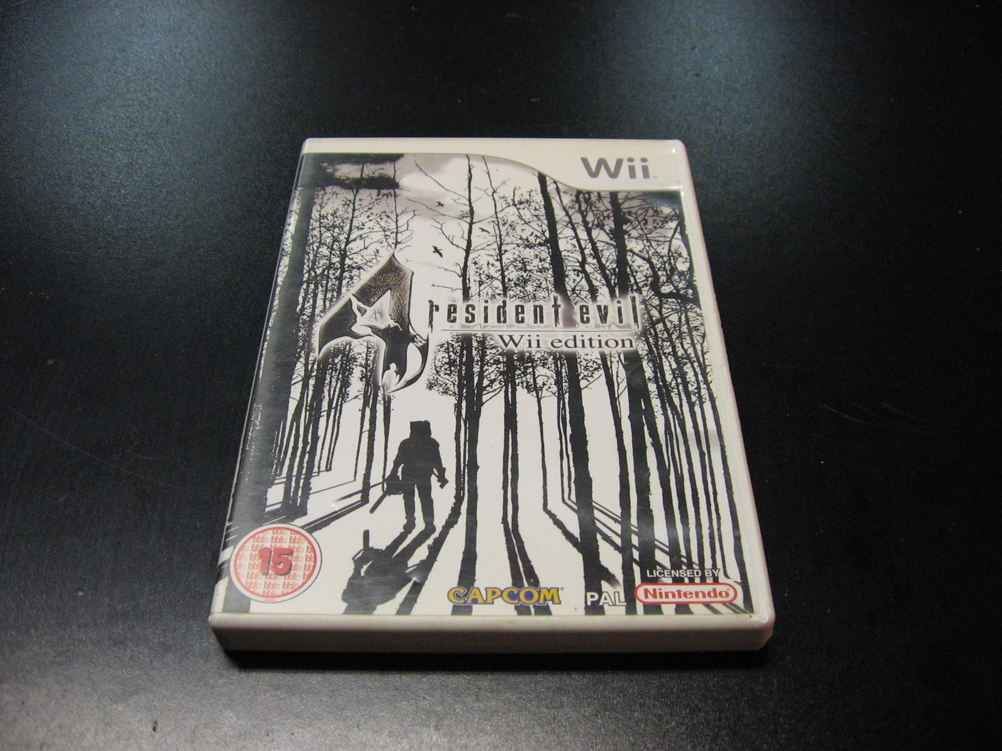 Resident Evil 4 Wii Edition - GRA Nintendo Wii Sklep