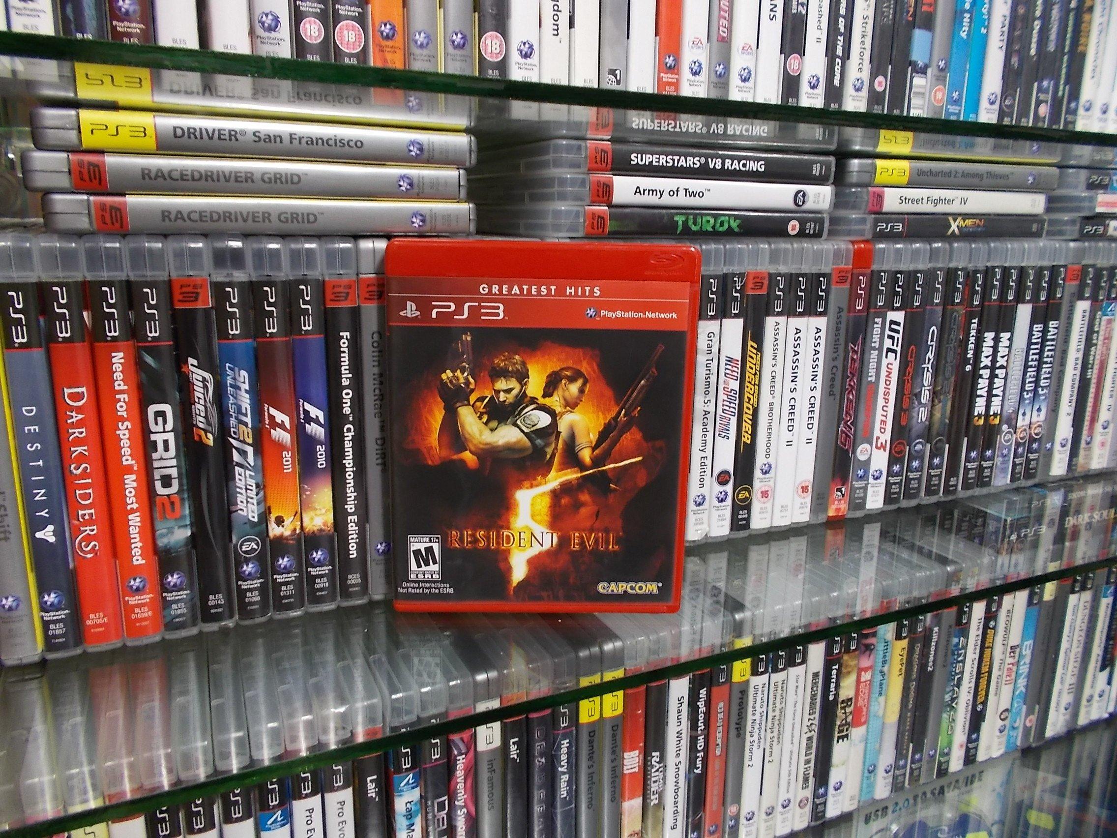 Resident Evil 5 - GRA PS3 Sklep