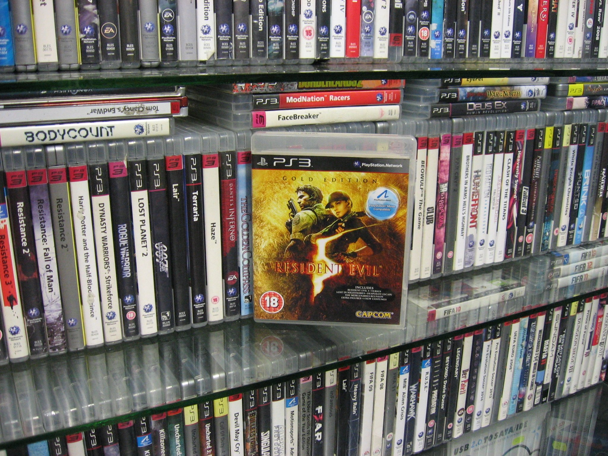Resident Evil 5 Gold edition - GRA PS3 Opole 0043