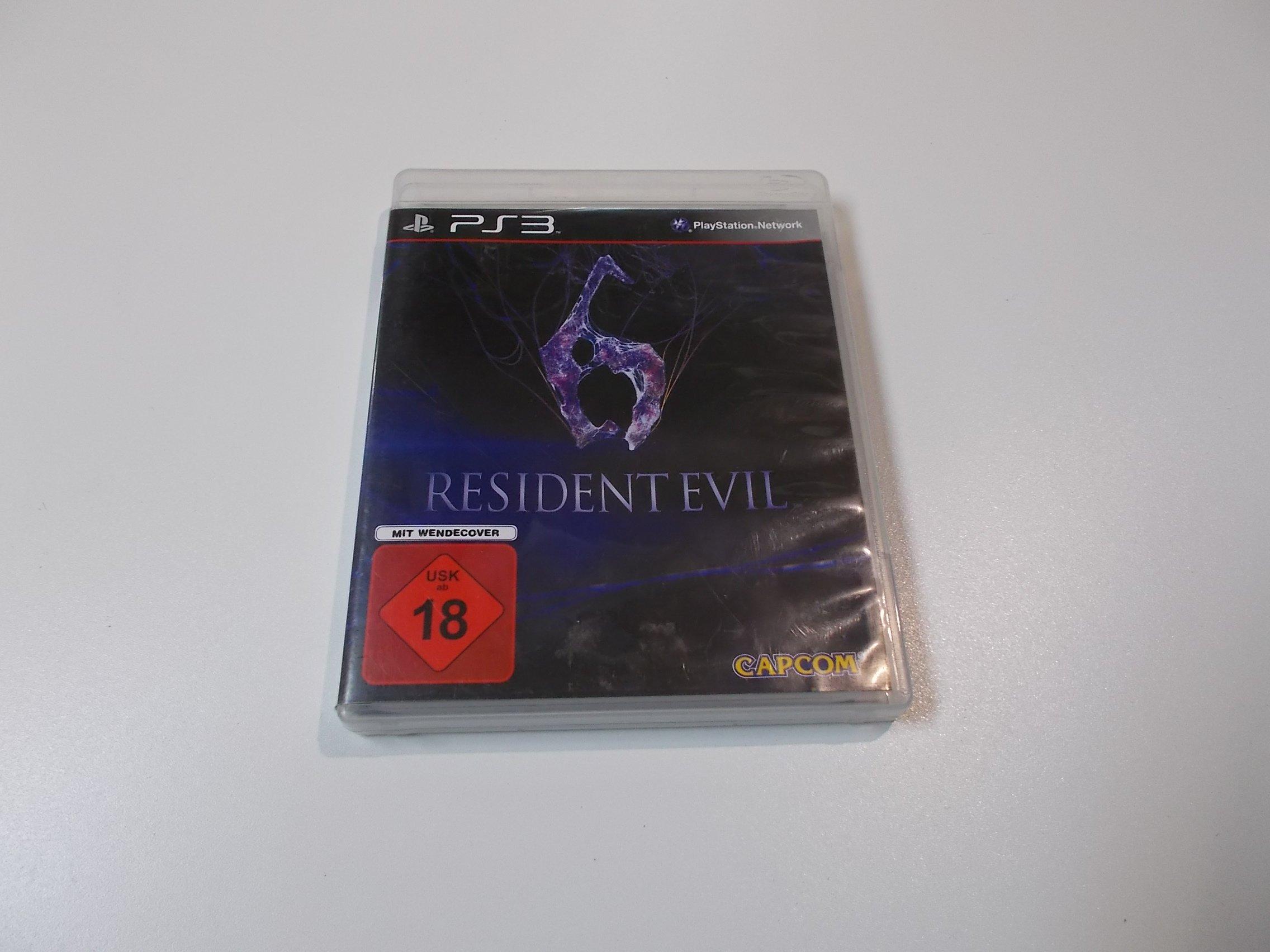Resident Evil 6 - GRA Ps3 - Sklep