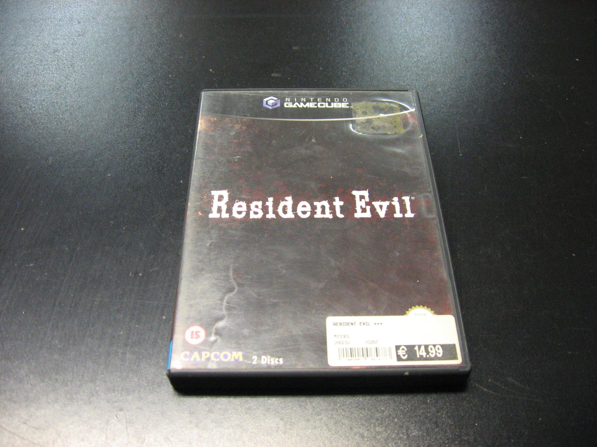 Resident Evil - GRA Nintendo GameCube Sklep