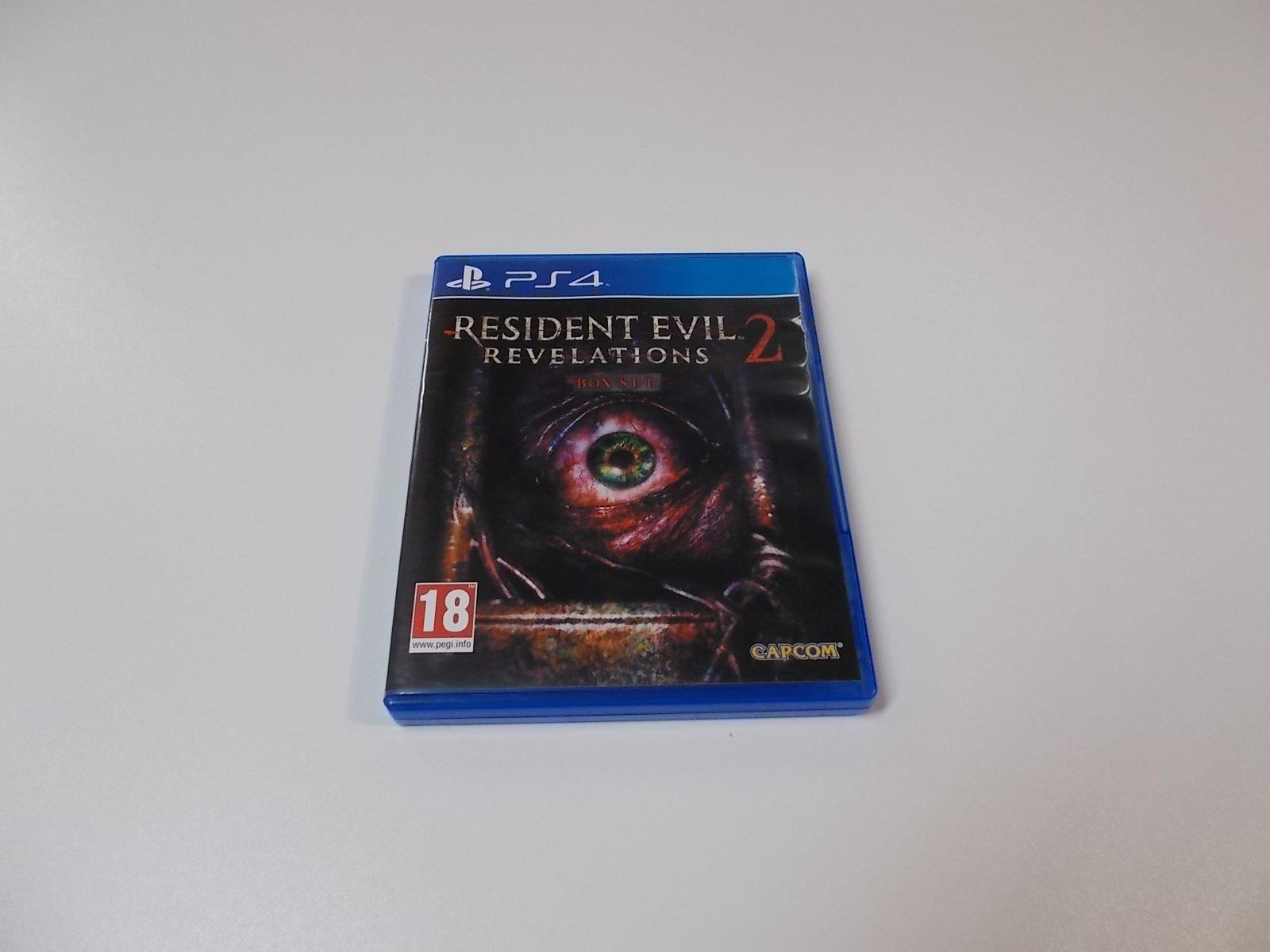 Resident Evil: Revelations 2 - GRA Ps4 - Opole 0490