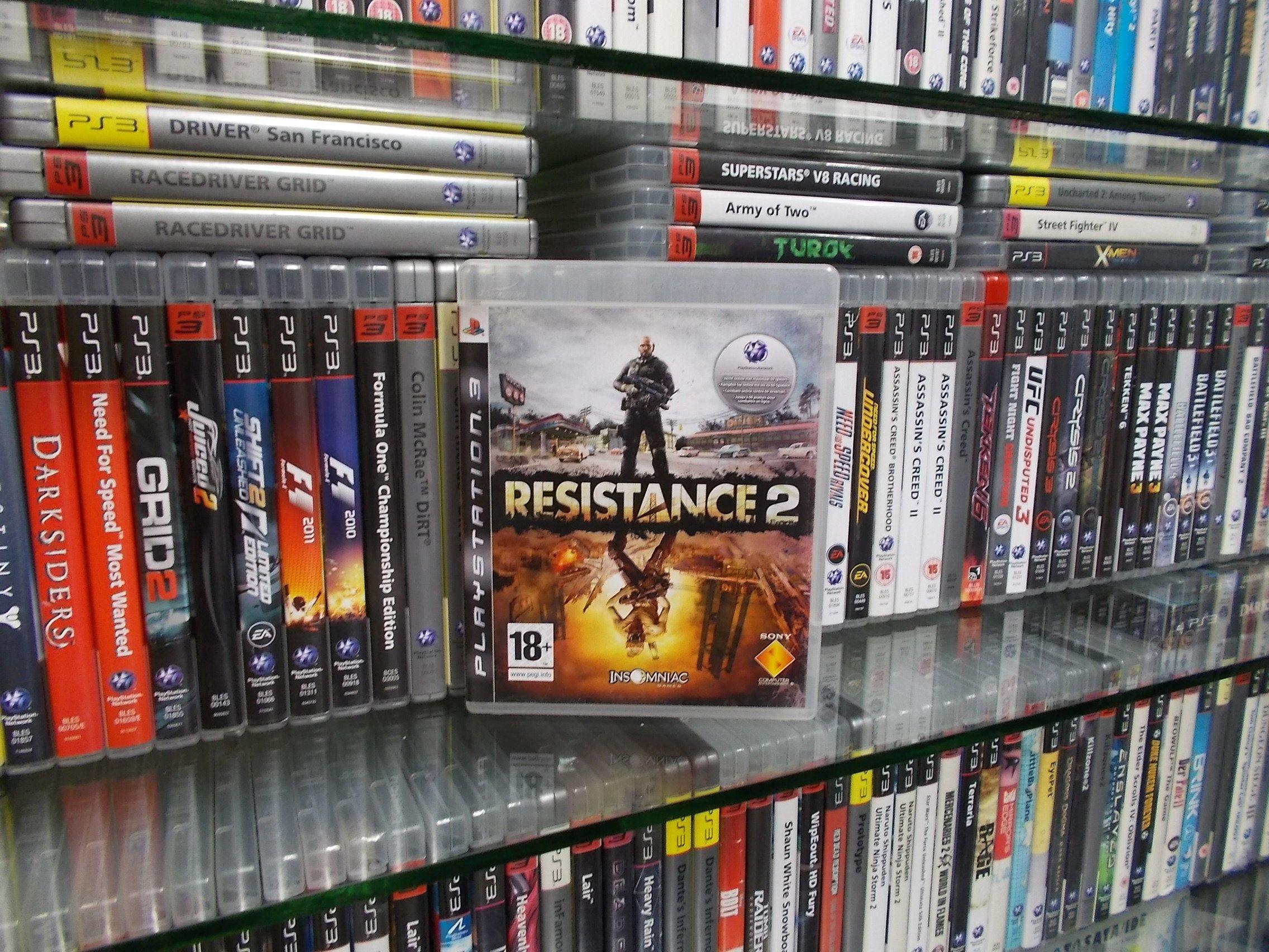 Resistance 2 - GRA PS3 Sklep