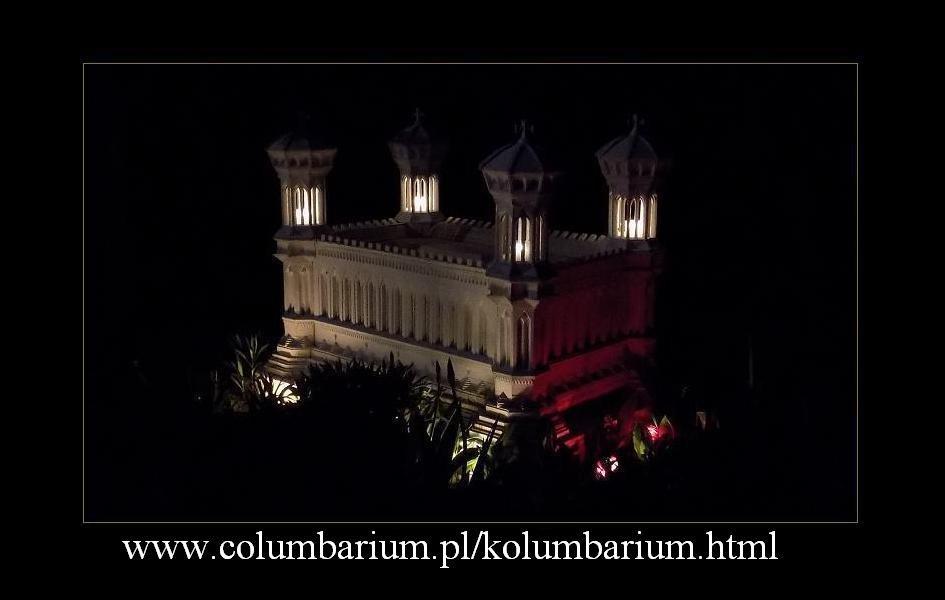 Rodzinne Kolumbarium na 8 urn z prochami