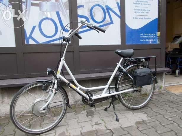 Rower elektryczny Sunny