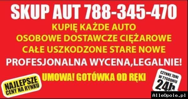 SKUP AUT 788 345 470 PILNE PO 2000R