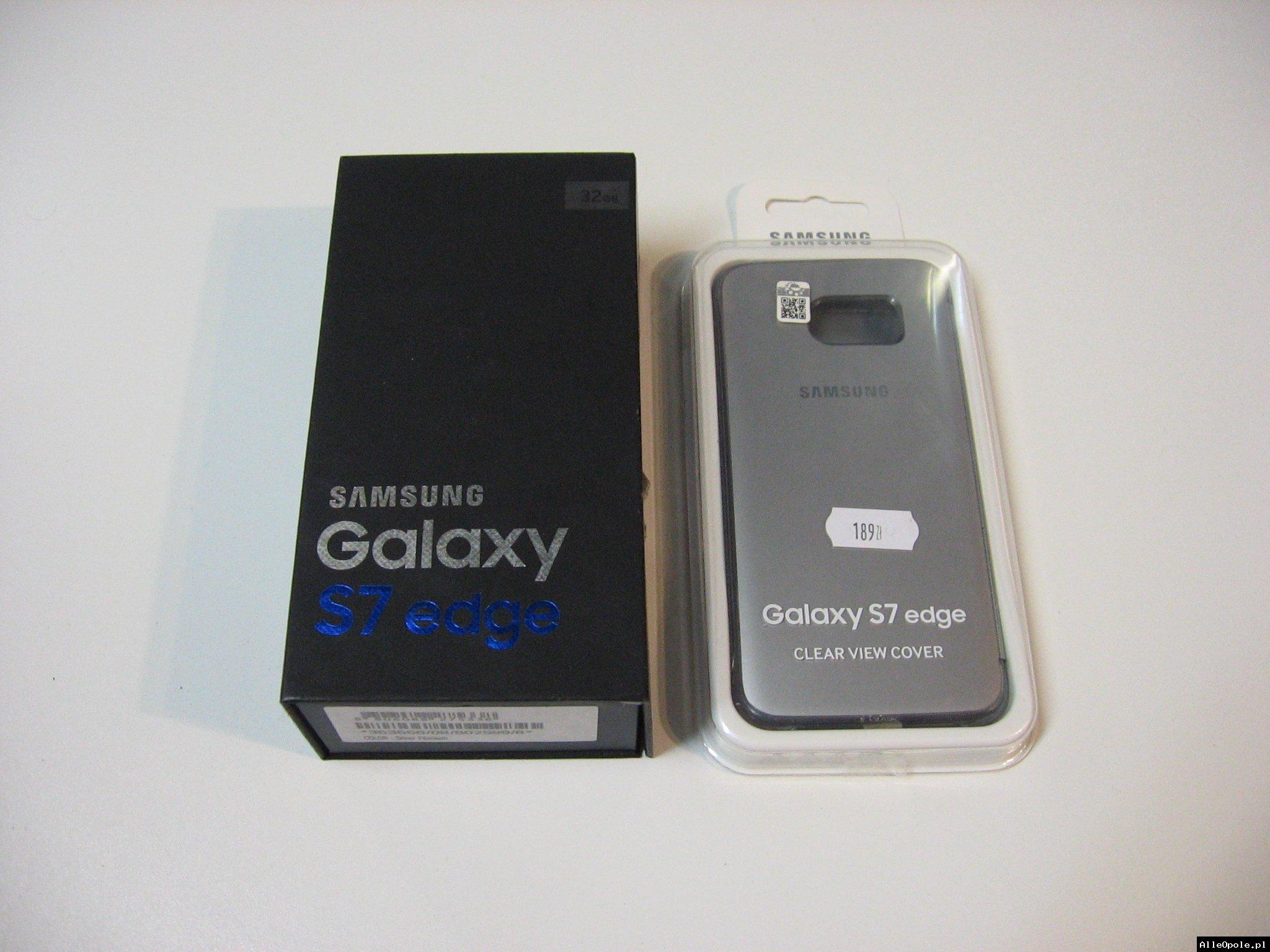 Samsung Galaxy S7 Edge - uszkodzony