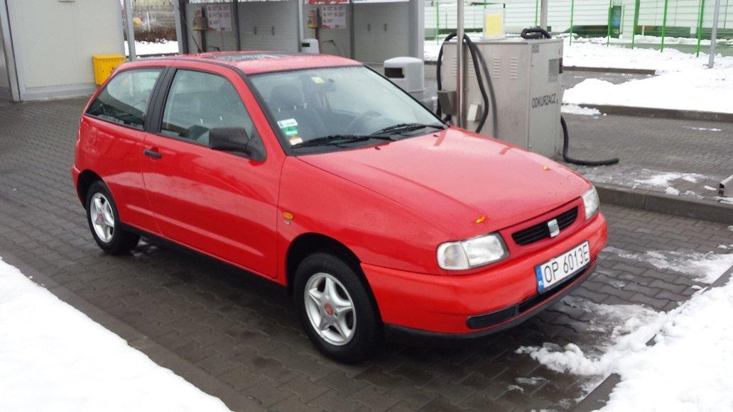 Seat Ibiza 1.4 benzyna 1999r. super stan