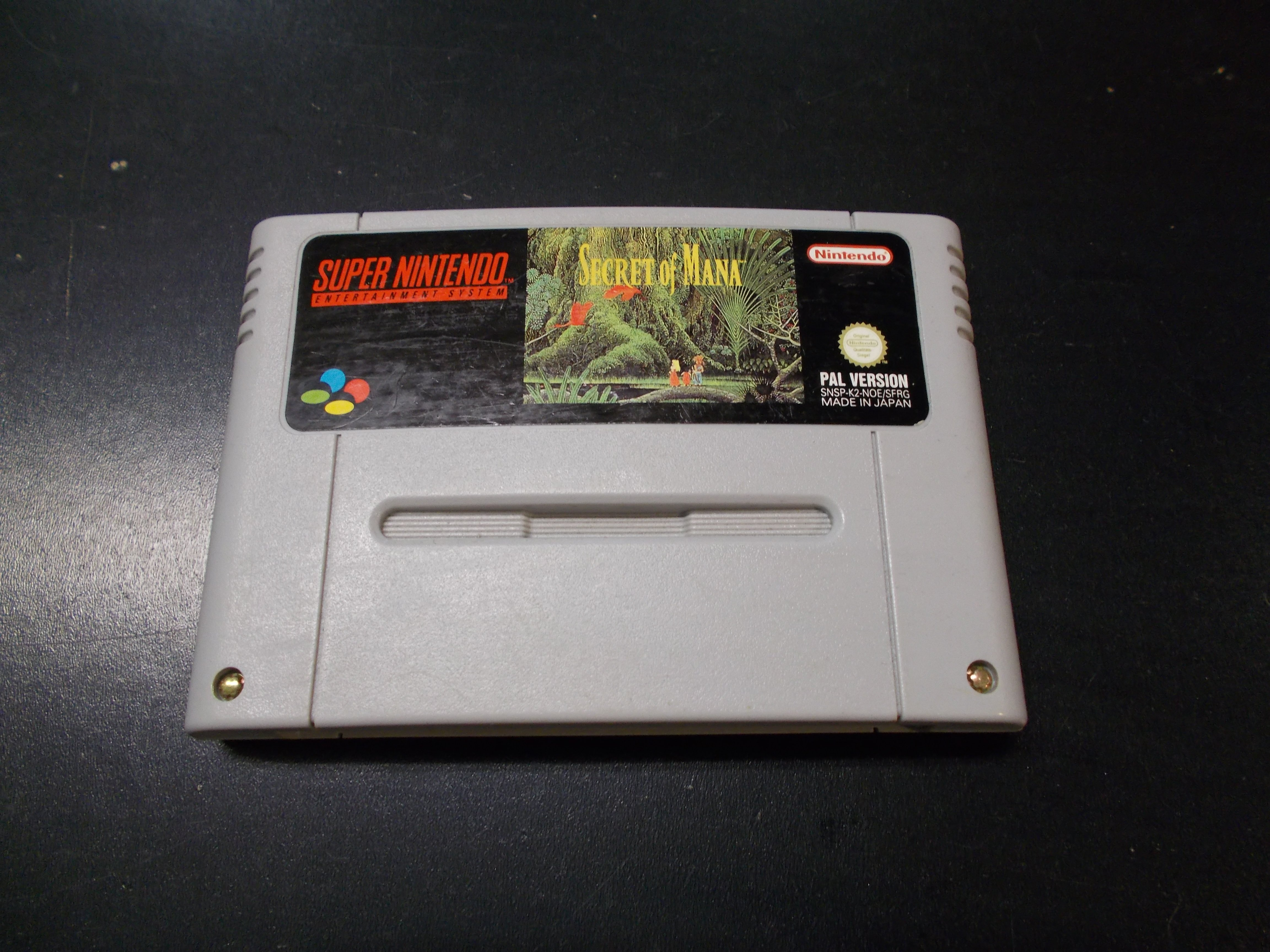 Secret Of Mana - GRA Nintendo SNES Opole 0167