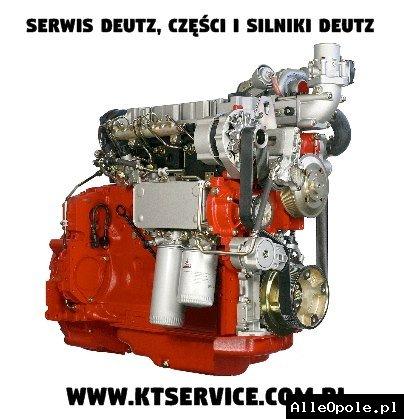 Serwis Deutz, części i silniki Deutz, bezpośredni importer