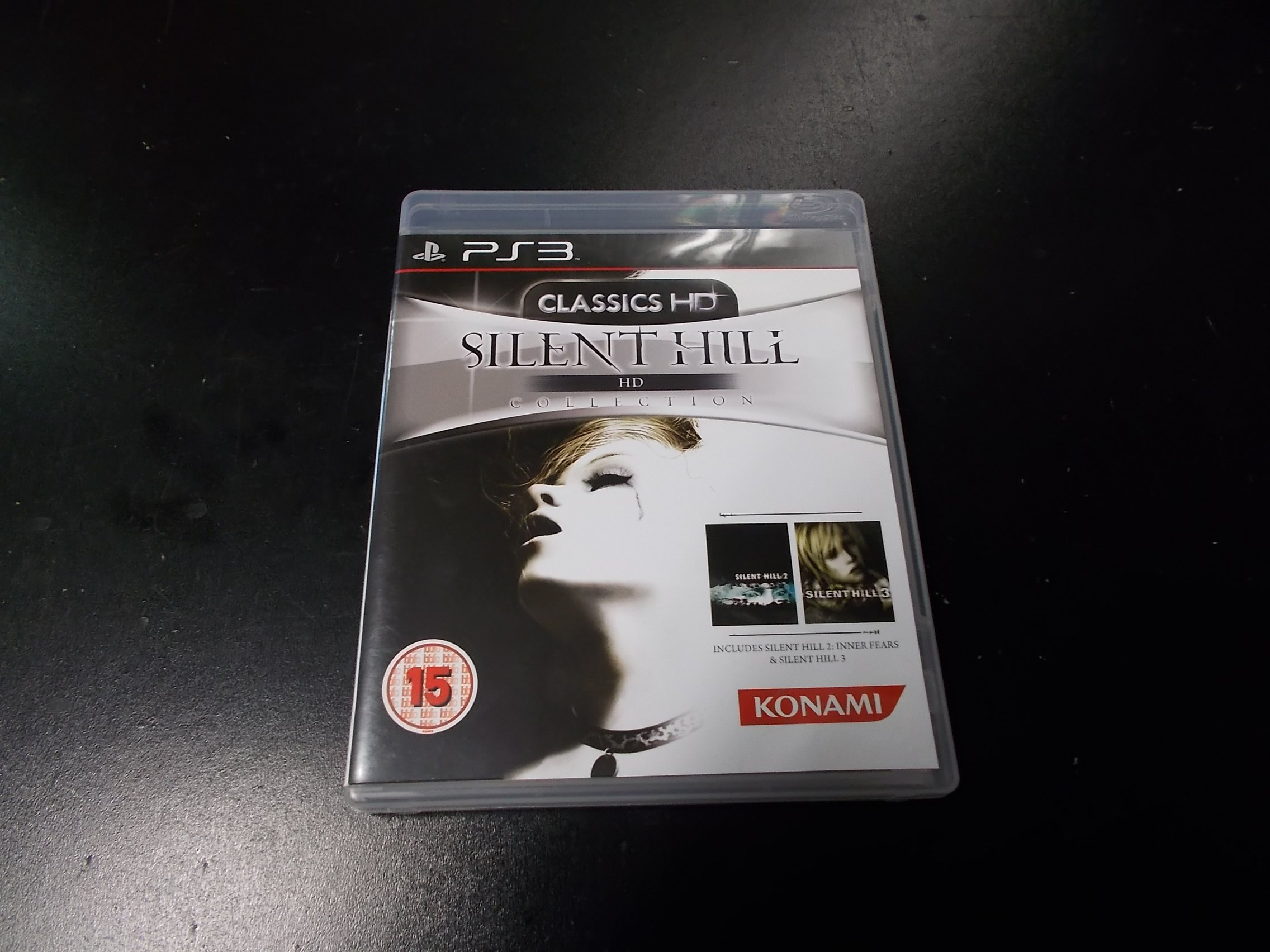 Silent Hill HD Collection - GRA Ps3 Sklep