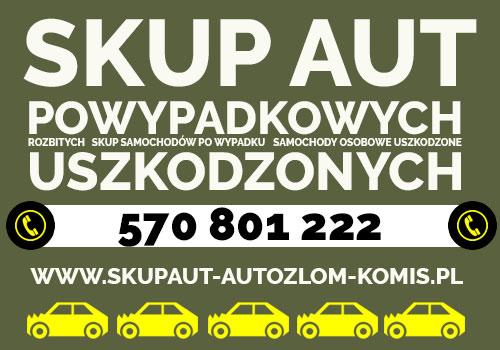 Skup Anglików - Skup aut Powypadkowych Mikołów, aut Uszkodzonych Wodzisław Śląski, aut rozbitych Knurów ,Skup Aut z Anglii