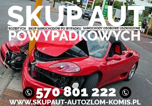 Skup aut Powypadkowych Czechowice-Dziedzice, Skup Anglików - Skup aut Uszkodzonych Czeladź, aut rozbitych Żywiec  ,Skup Aut z Anglii