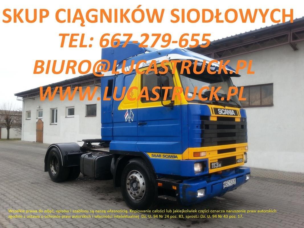 Skup ciężarówek !!! 667-279-655
